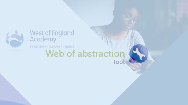 Creative problem solving tools: Web of abstraction