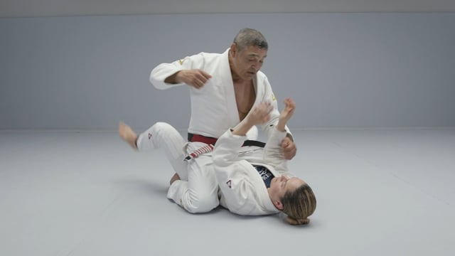 How to defend yourself from a crazy attacker? Part 4 of 4