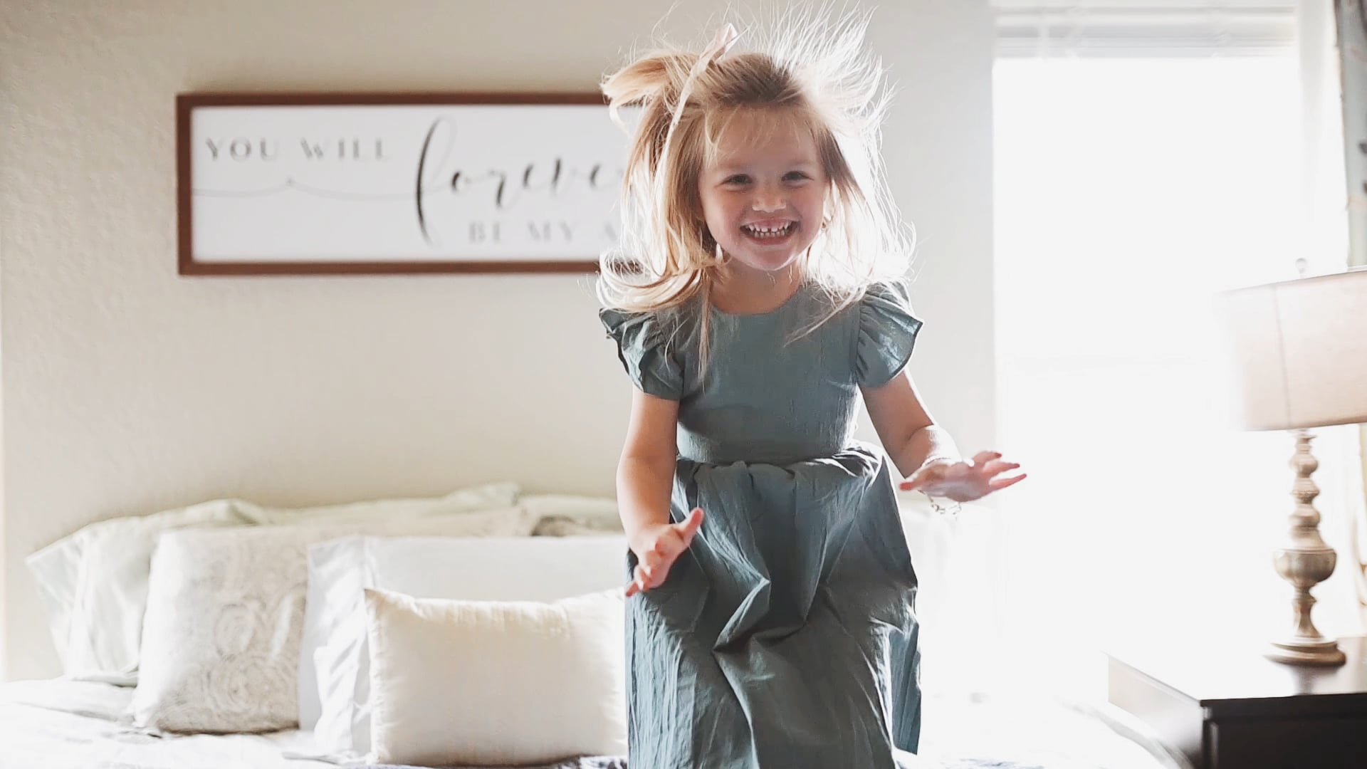 Rouse Family | In-Home Lifestyle Family Session
