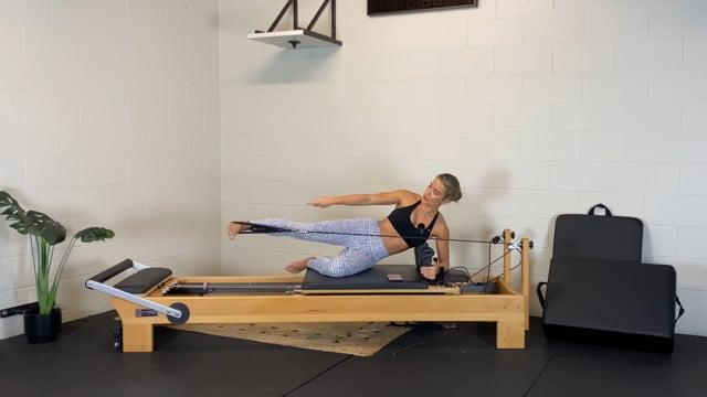 30min full body reformer workout 3