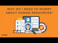 Why do you need a good HR system and processes