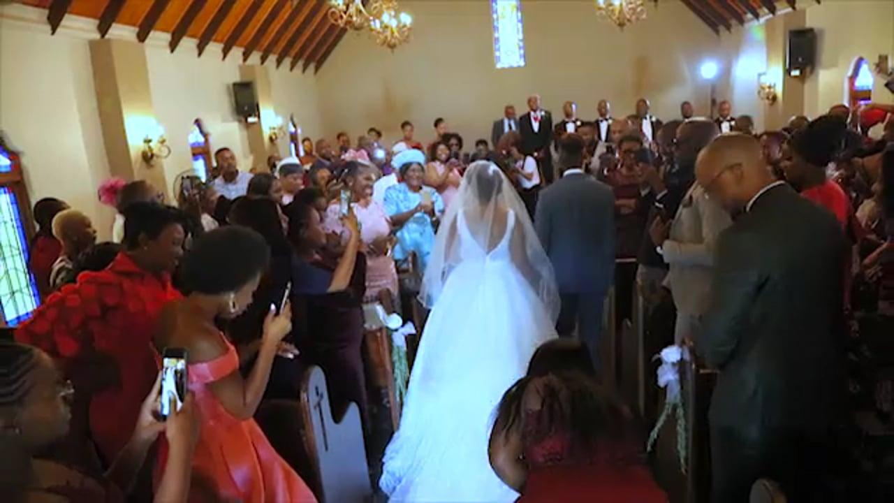 Thanda + George Wedding Highlight Film