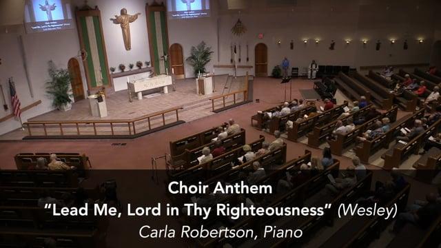 June 13, 2021 Traditional Worship