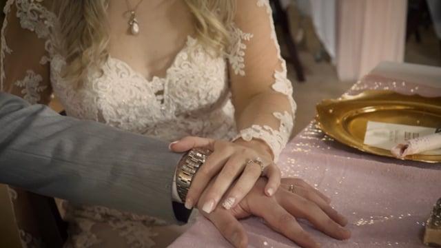 MaKayla + Dalton Wedding Highlights - Ruidoso  NM053021