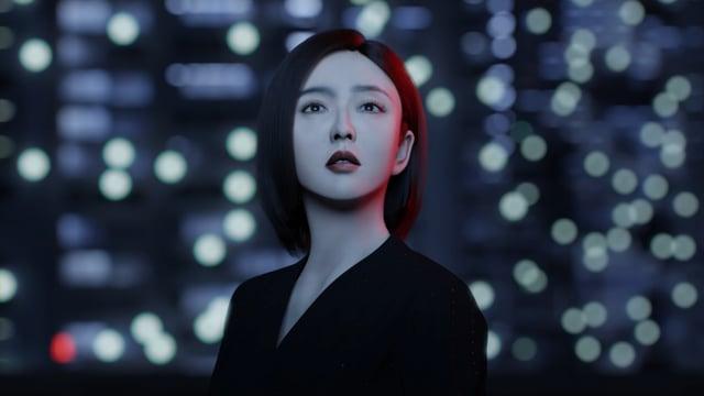 Emporio Armani | Women's Watch featuring Tong Liya's 3D Avatar - Spot