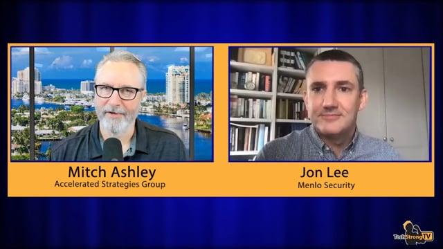 Zero Trust, SASE and Network Isolation - Jon Lee