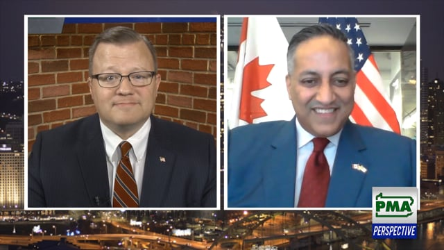 U.S./Canadian Partnership on PMA Perspective