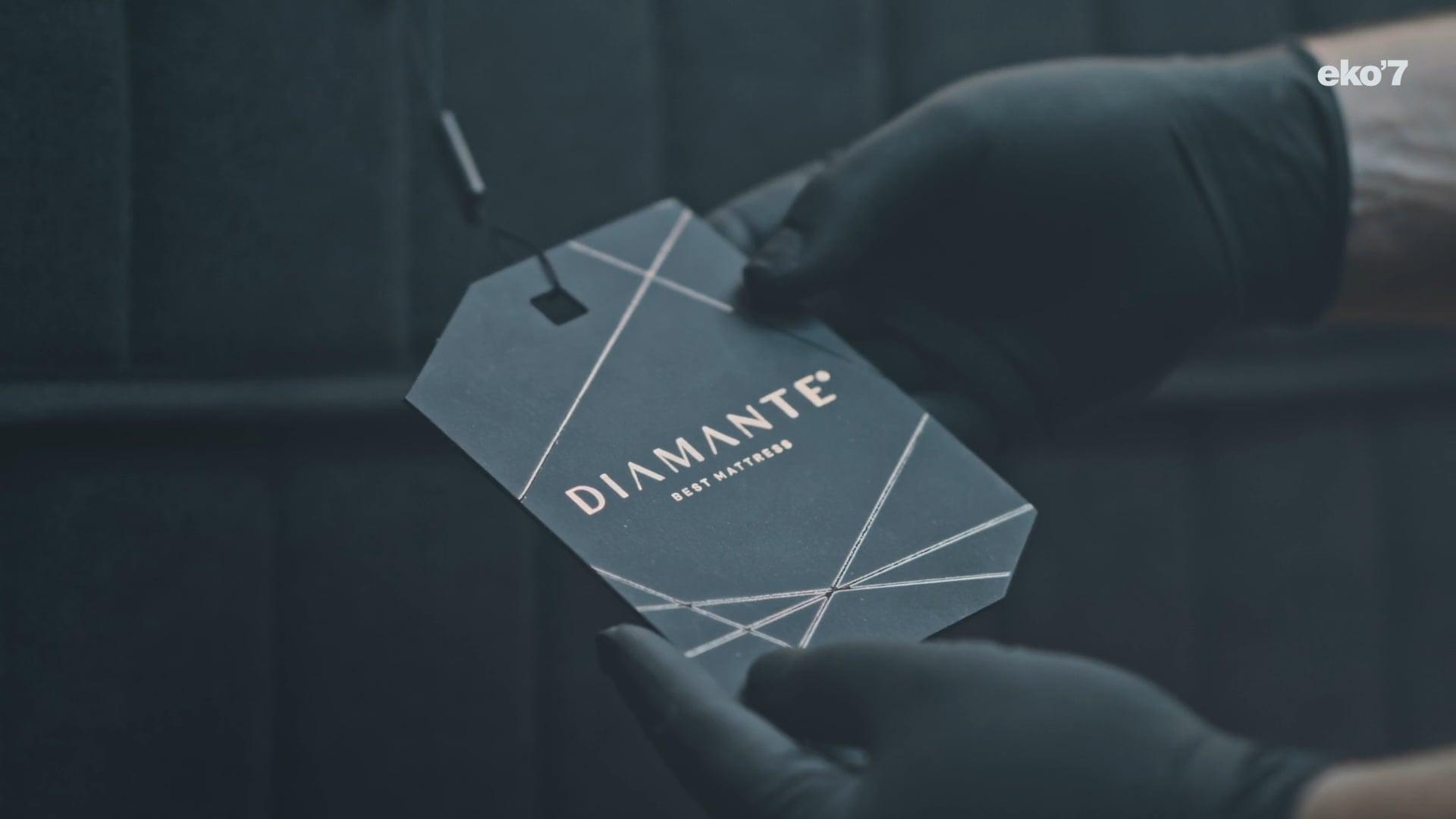 EKO7 · DIAMANTE ·Feito à Mão