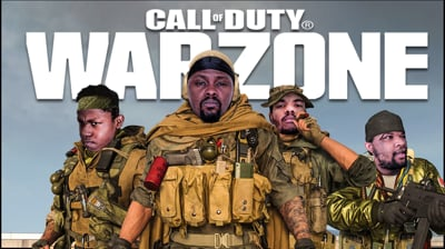 The Most Tactical Trio In All Of Verdansk? - Warzone Customs