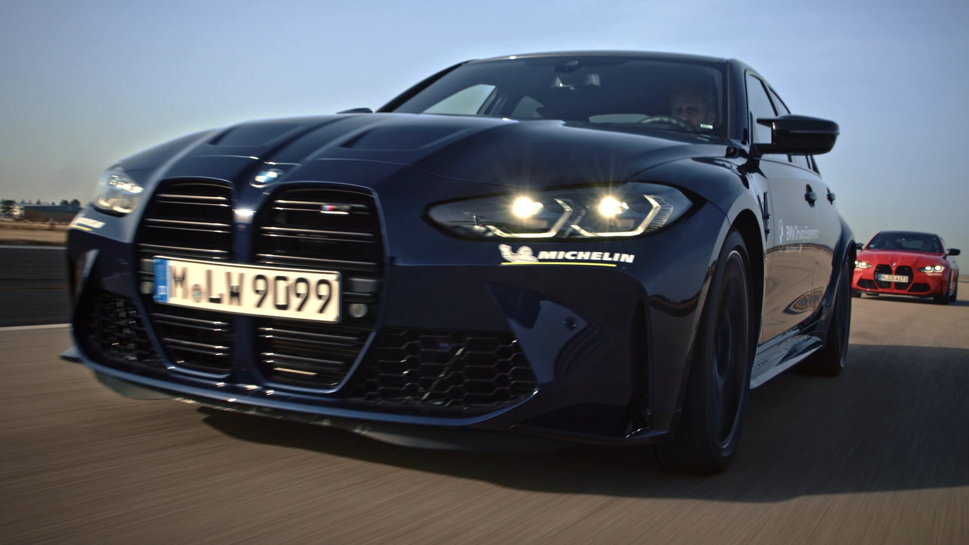 BMW Driving Experience – Wake up!