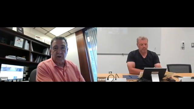 David Sasso Interviews Graham Page