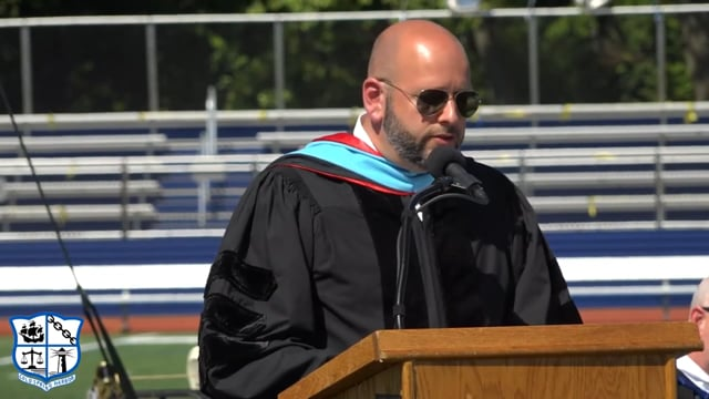 Highlights: Cold Spring Harbor High School Graduation