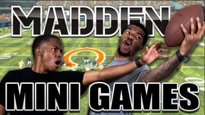 Madden Mini Game Beat Down!