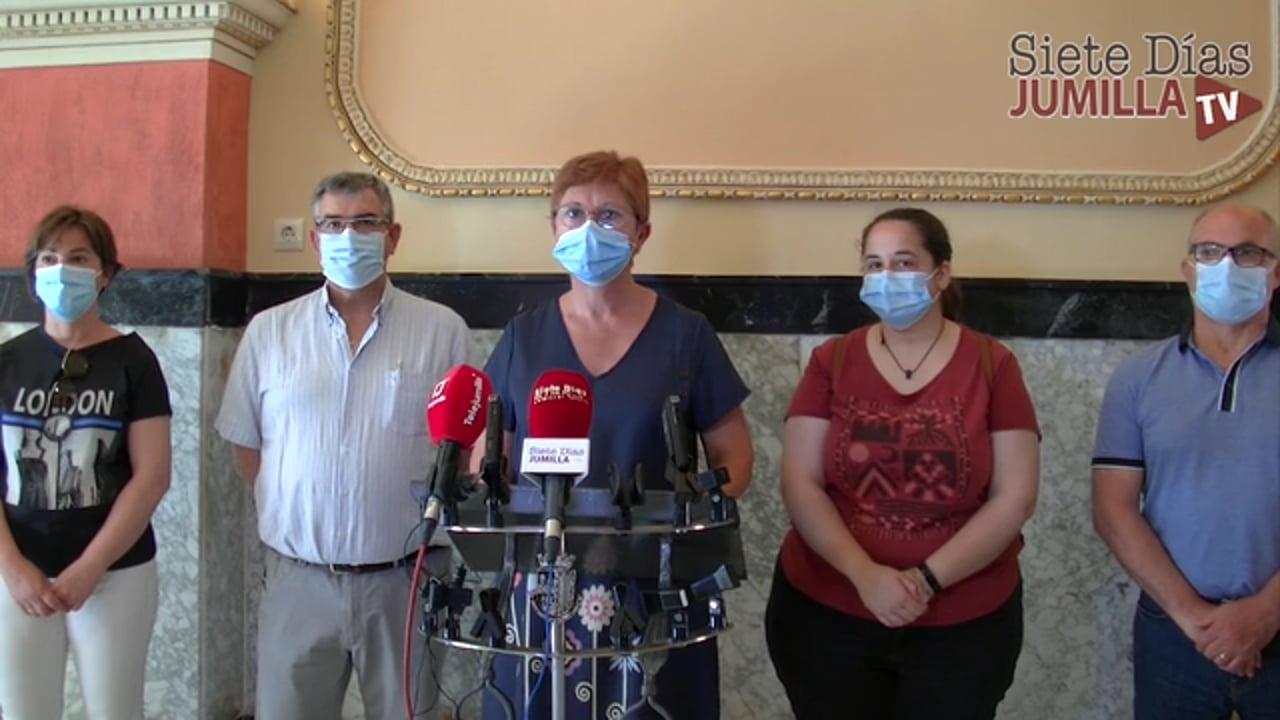 Juana Guardiola sobre la denuncia del PP.mp4