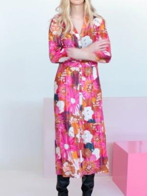Vídeo: BRIELLE DRESS GAVITELLA PRINT