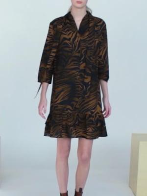 Vídeo: PATRICIA DRESS BENGALA PRINT