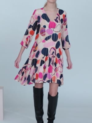 Vídeo: GALA DRESS TARANTO PRINT