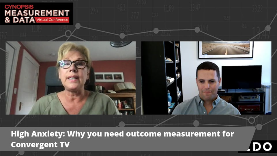 High Anxiety: Why you need outcome measurement for Convergent TV