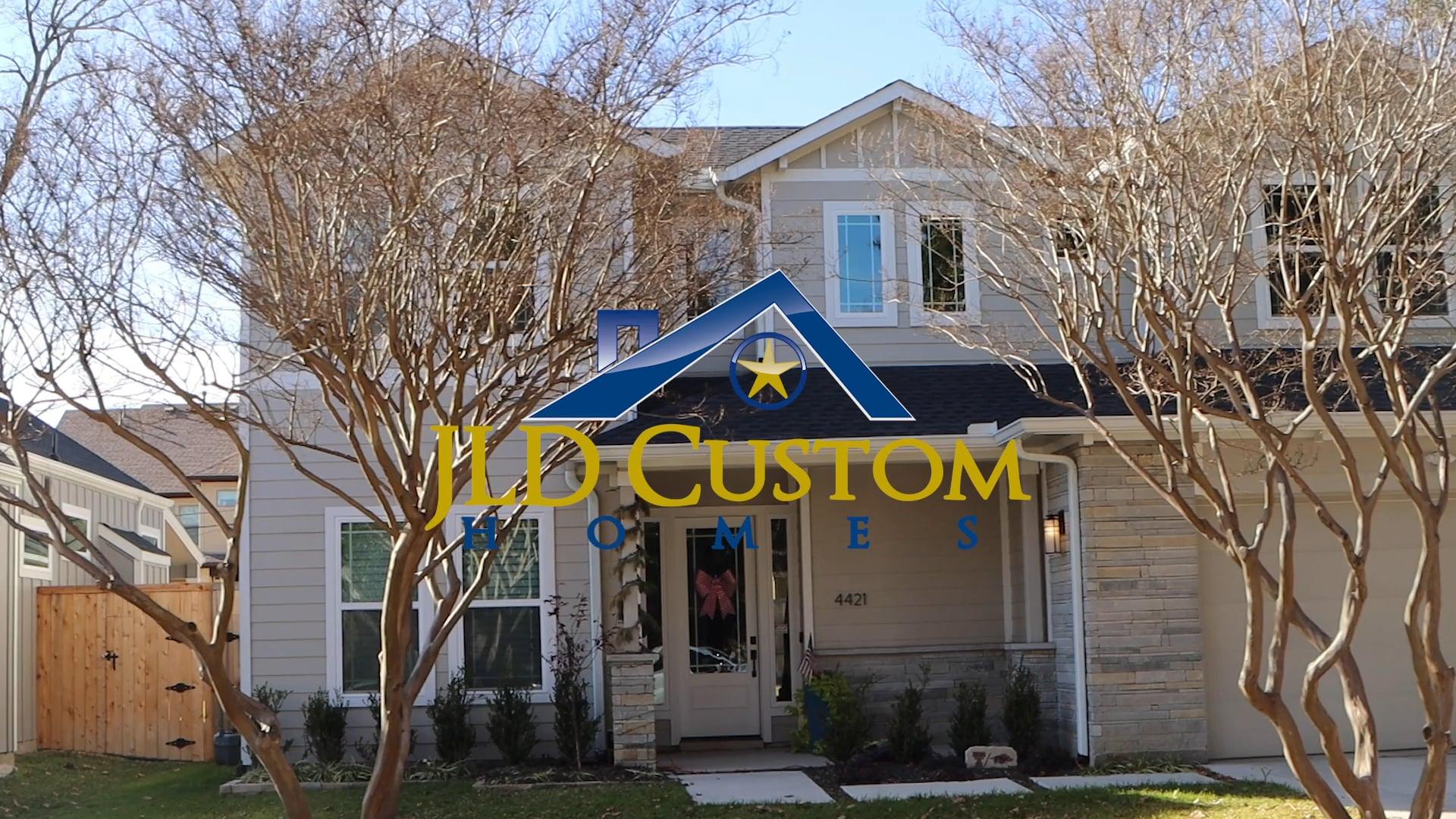 JLD Custom Homes  Website Video