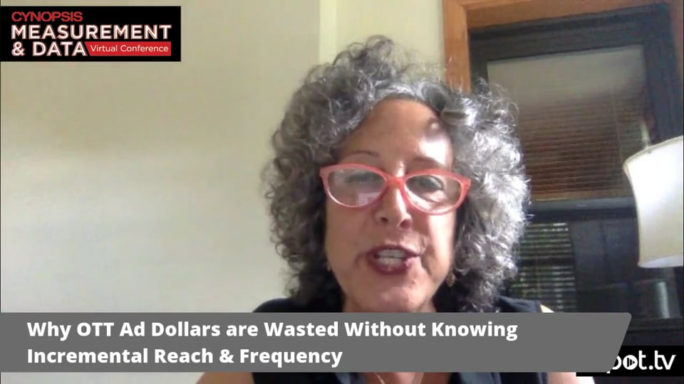 Why OTT Ad Dollars are Wasted Without Knowing Incremental Reach & Frequency