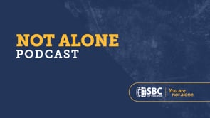Not Alone with Stan Parris, Larry and Sue Mason | SBCV