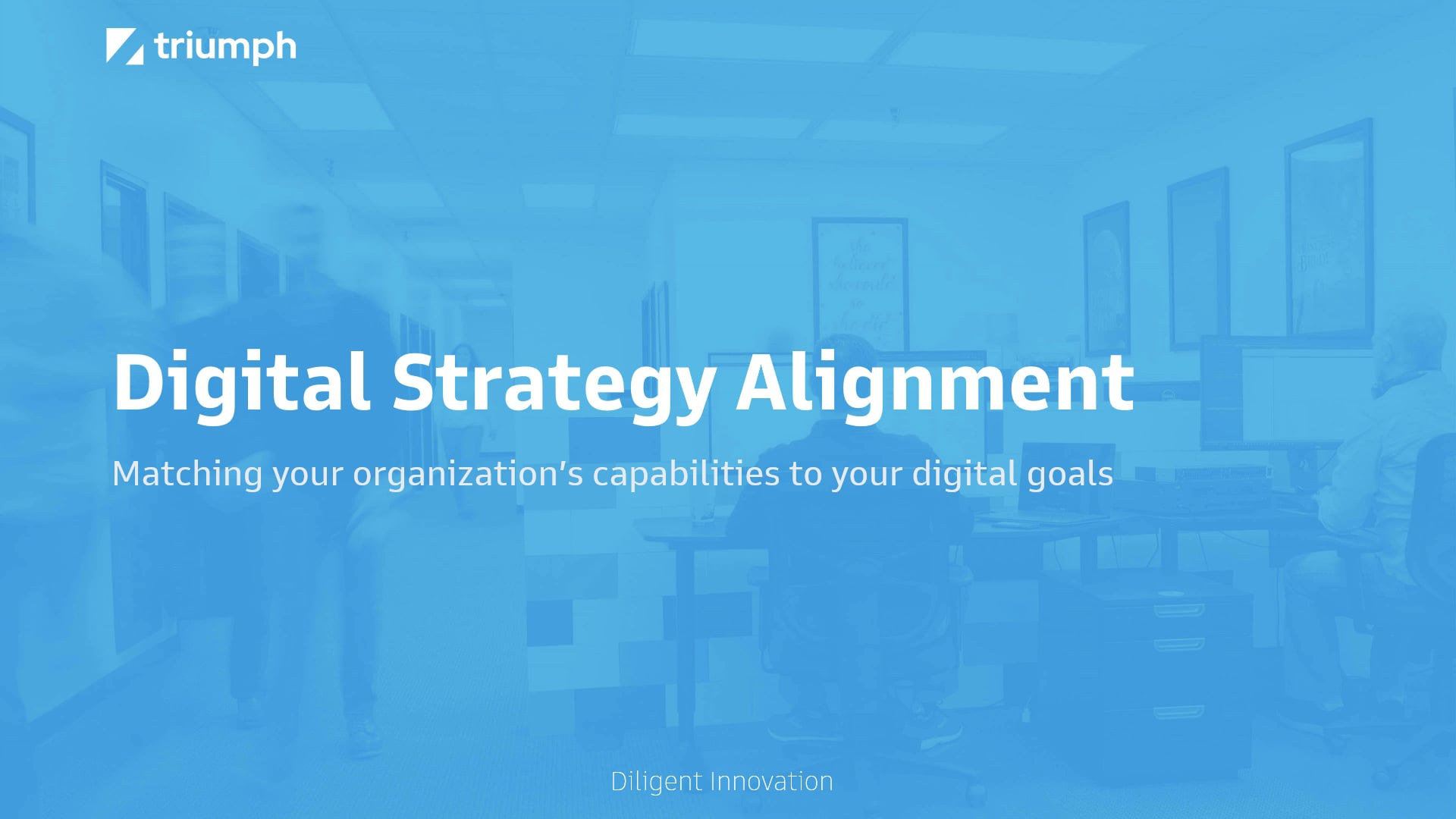 Digital Strategy Alignment