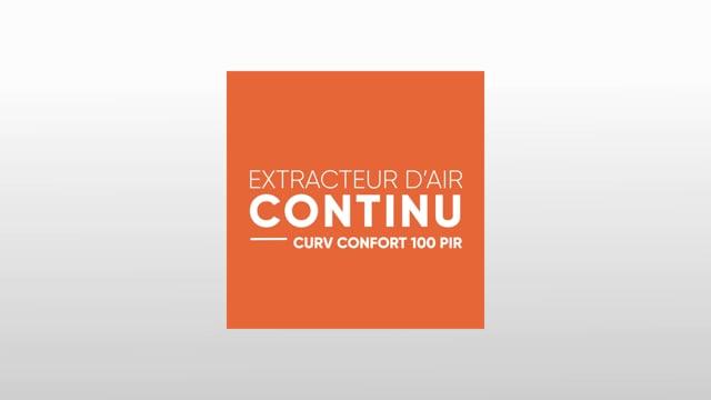 564204158 CURV Confort 100PIR - Contexte d'installation