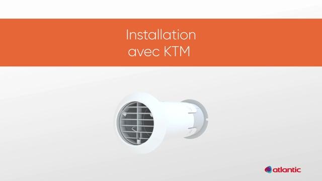 564211539 CURV Confort 100HY - Fixation KTM