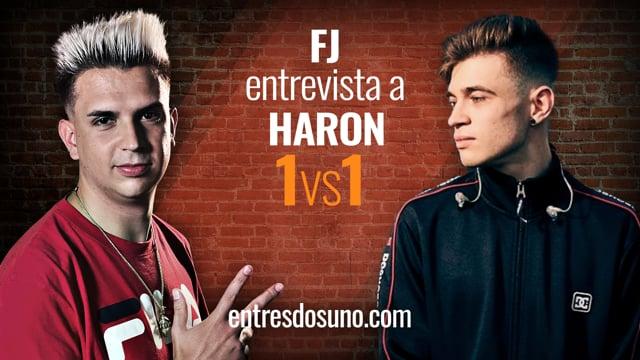 1 vs 1 - Entrevista a Haron