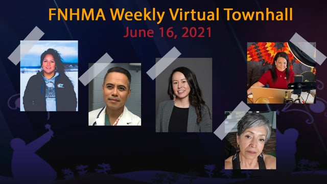 FNHMA Town Hall (ENG) June 16, 2021