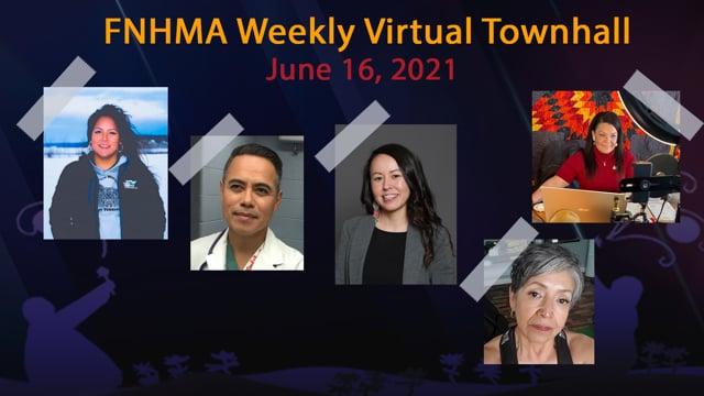 FNHMA Town Hall (FR) June 16, 2021