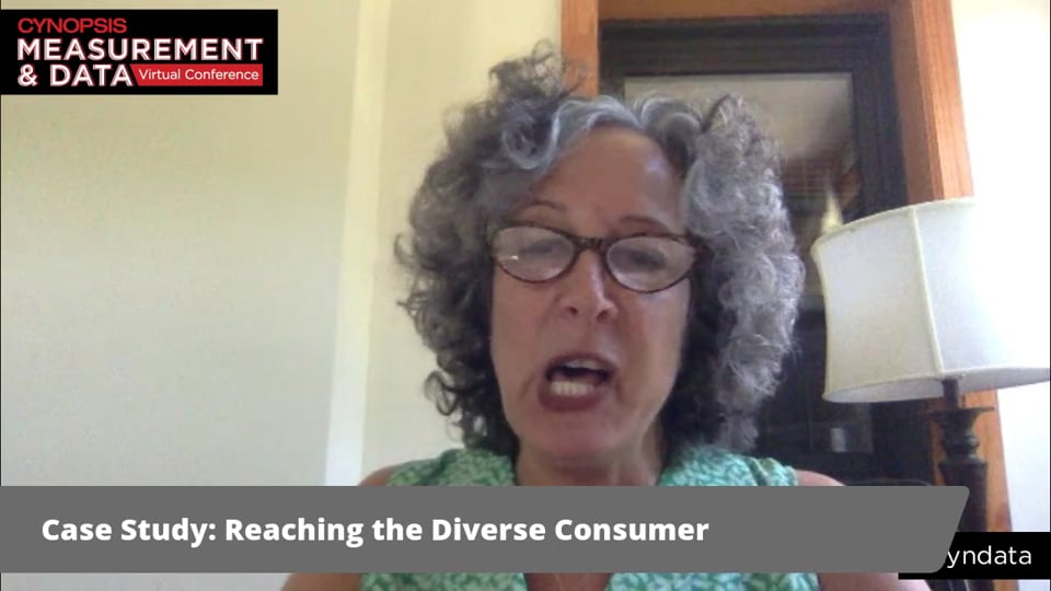 Case Study: Reaching the Diverse Consumer