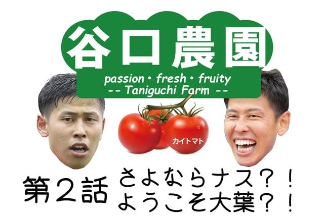 谷口農園 -第2話- さよならナス?!ようこそ大葉?!