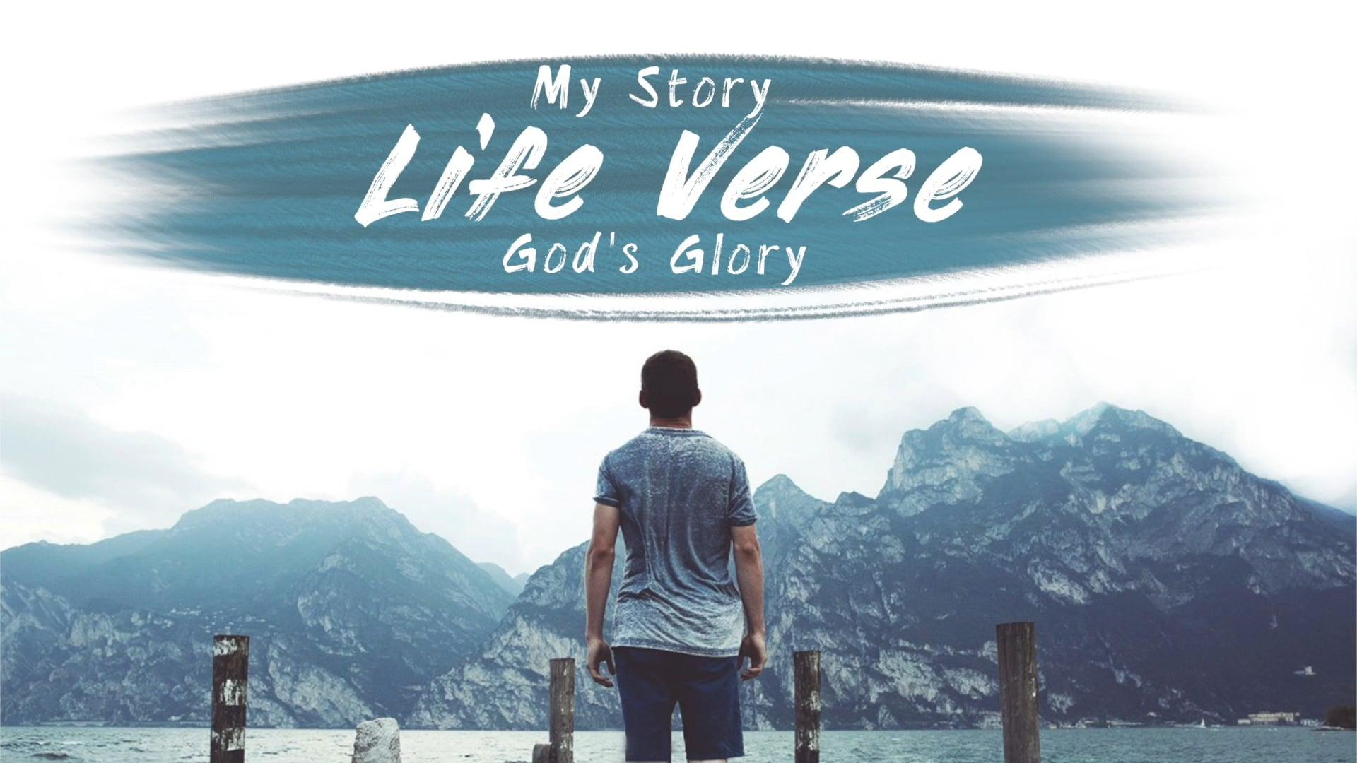 Life Verse Promo