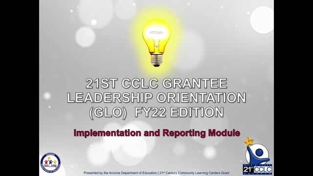 Module 2: Implementation and Reporting