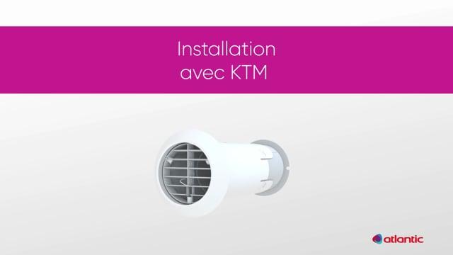 564529577 CURV Flash 100I - Fixation KTM