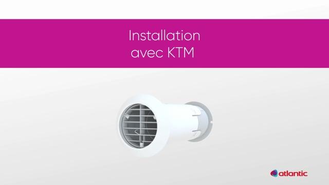 564529614 CURV Flash 100PIR - Fixation KTM
