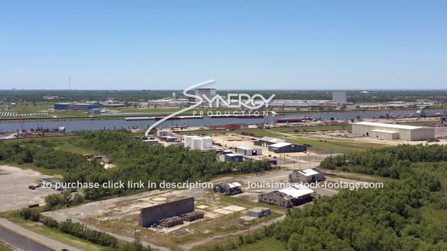 2805 industrial facilities surrounding NASA Michoud New Orleans east