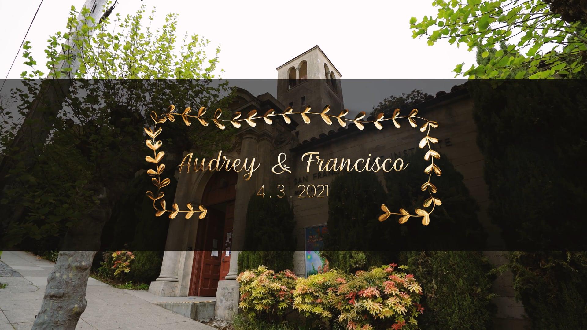 Audrey & Francisco Wedding   Cinematic Highlight Reel