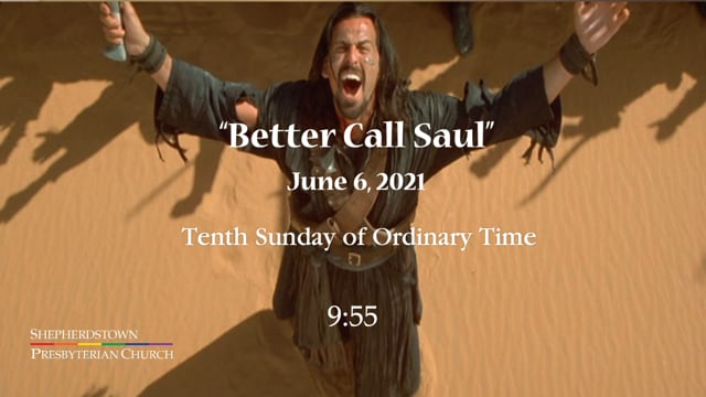 "June 6, 2021: ""Better Call Saul"""