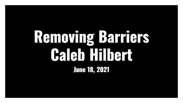 Caleb Hilbert