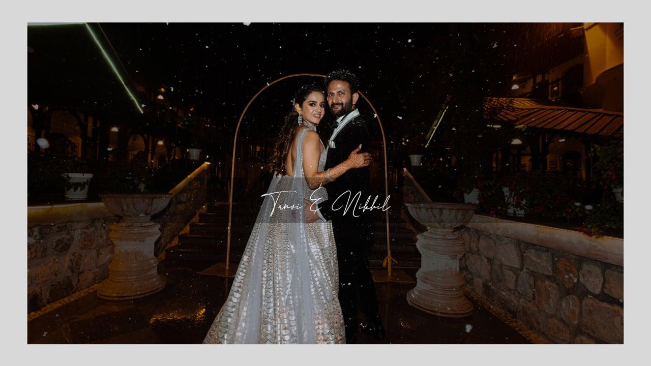 Tanvi & Nikhil | Wedding Trailer