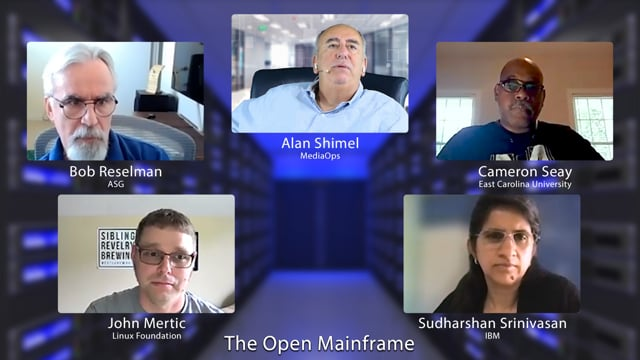 It's Not Your Mother's COBOL - The Open Mainframe, EP 1