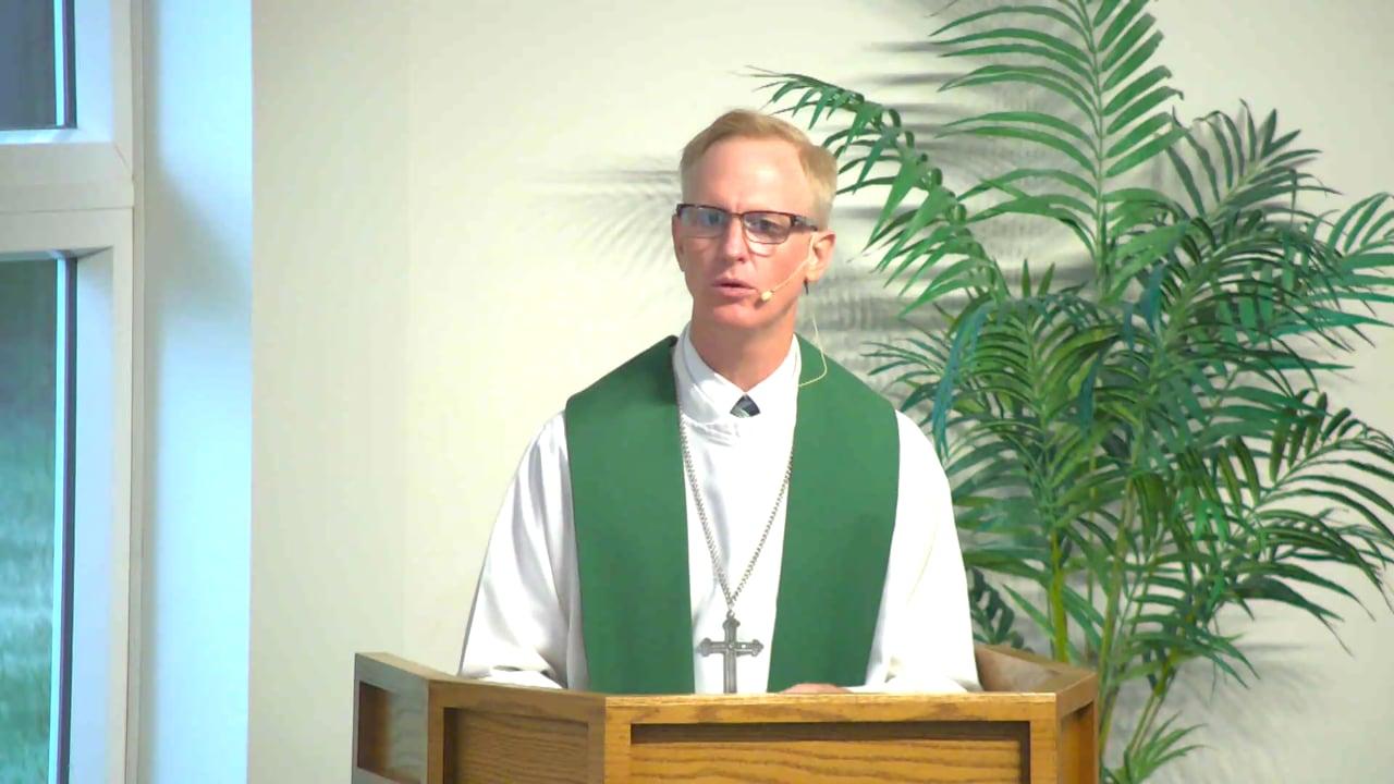 Peace Sermon June 20, 2021