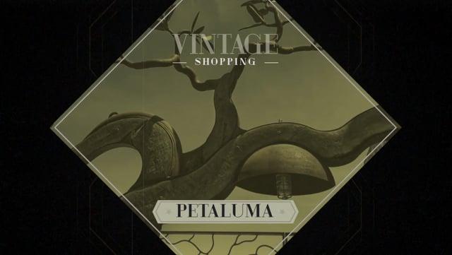Petaluma Vintage Shopping