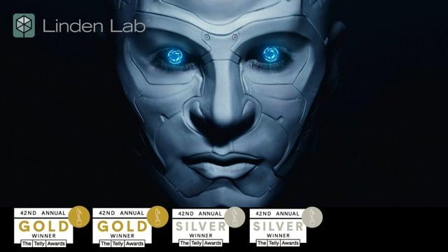 "Linden Lab - Second Life  ""Children of Creation"""