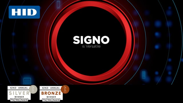 """HID Global - SIGNO """"Launch"""" 7678"""