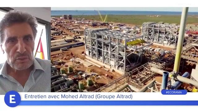 Mohed Altrad - Boursorama - 18 06 2021