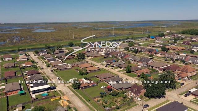 2817 land loss coastal erosion encroaching on New Orleans