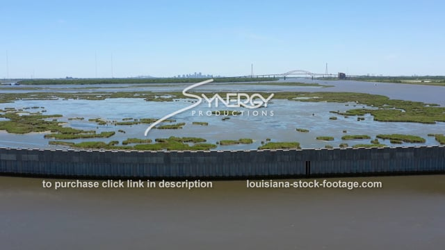 2842 new orleans hurricane storm surge buffer flood protection